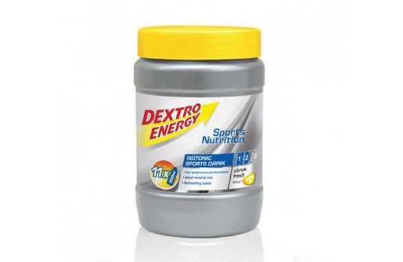 DEXTRO ENERGY ISOTONIC SPORTS DRINK cytryna