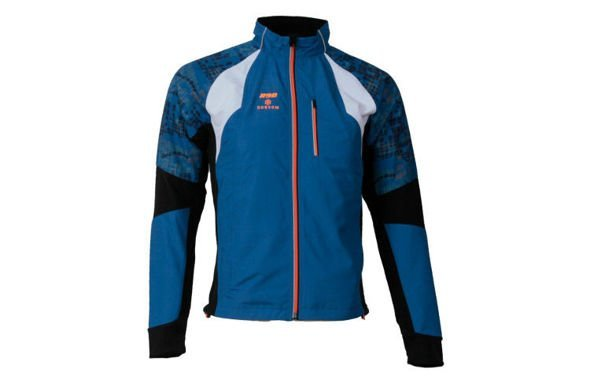 DOBSOM R-90 WINTER II JACKET niebieska