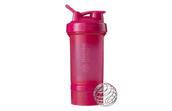 BLENDERBOTTLE PROSTACK 650ml różowy