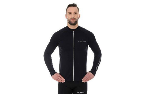 BRUBECK ATHLETIC LS14080 czarna
