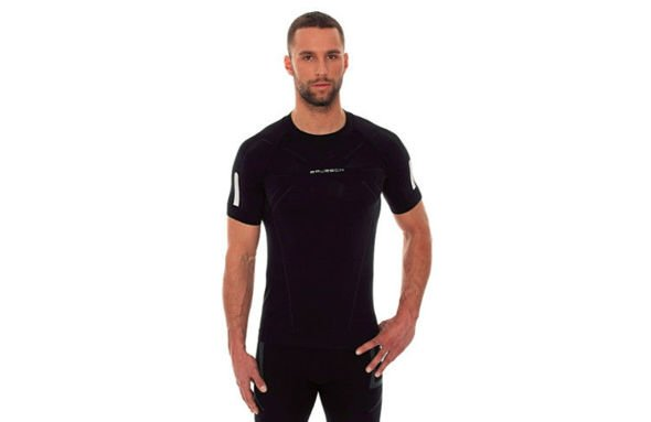 BRUBECK ATHLETIC SS11090 czarna