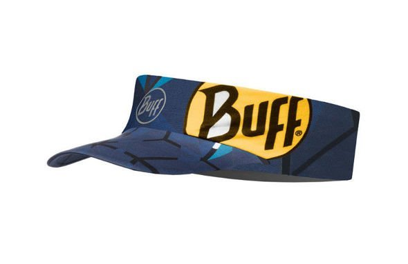 BUFF PACK RUN VISOR R- HELIX OCEAN