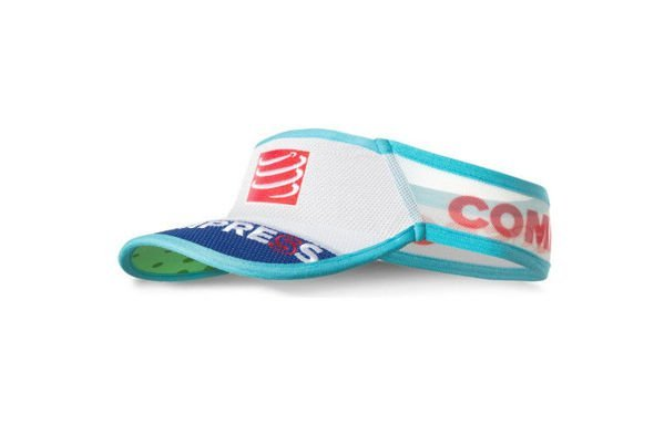 COMPRESSPORT ULTRA LIGHT VISOR biały