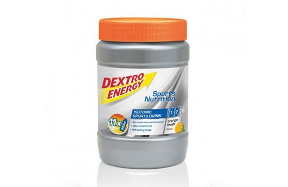 DEXTRO ENERGY ISOTONIC SPORTS DRINK pomarańcza