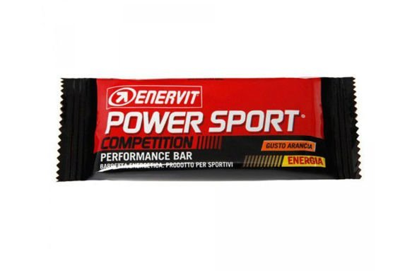 ENERVIT POWER SPORT PERFORMANCE BAR 30G pomarańcza