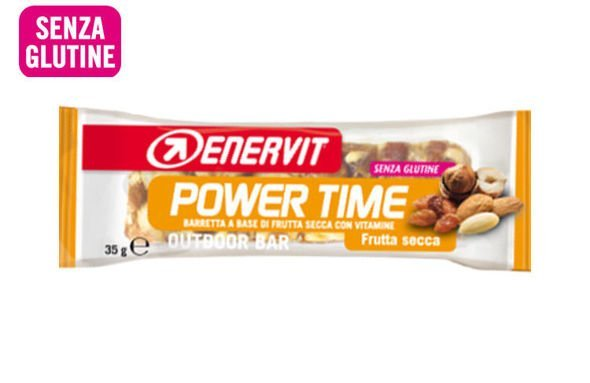 ENERVIT POWER TIME OUTDOOR BAR 30g bakaliowy
