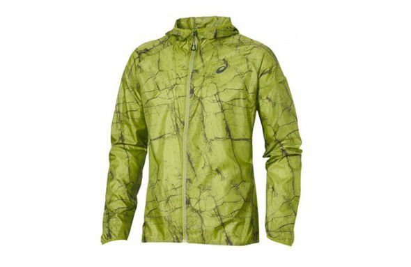 Kurtka do biegania Asics FUJI PACKABLE JACKET SS14