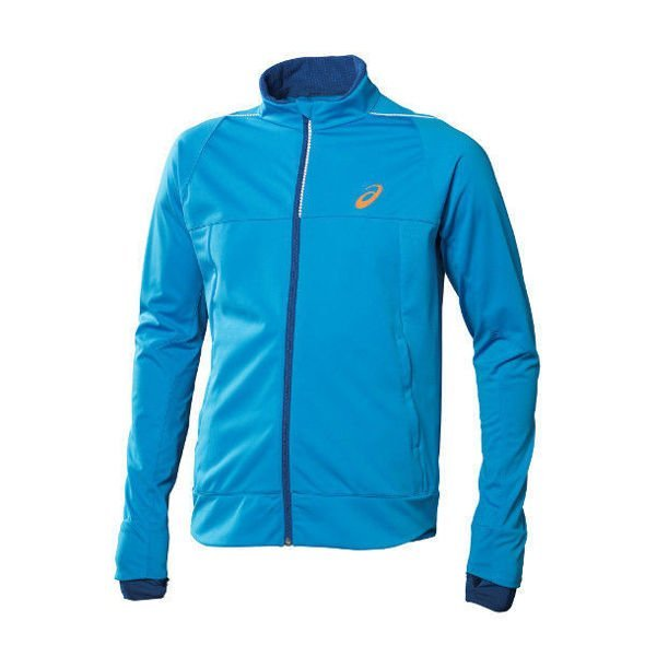 Kurtka do biegania Asics WINTER JACKET AW14