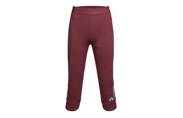 NEWLINE  IMOTION KNEE TIGHT 3/4 bordo damskie