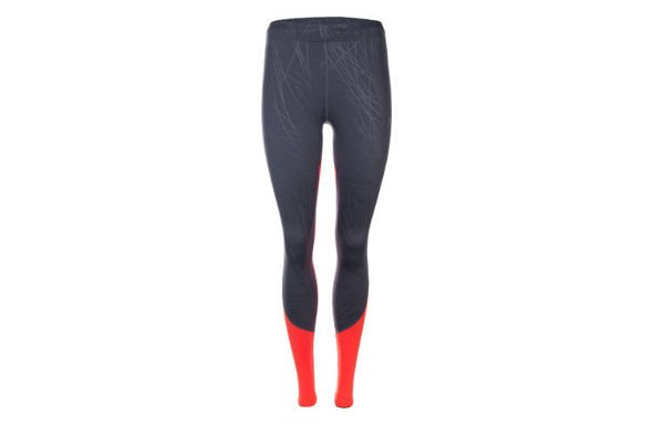 NEWLINE IMOTION WARM TIGHTS czerwone