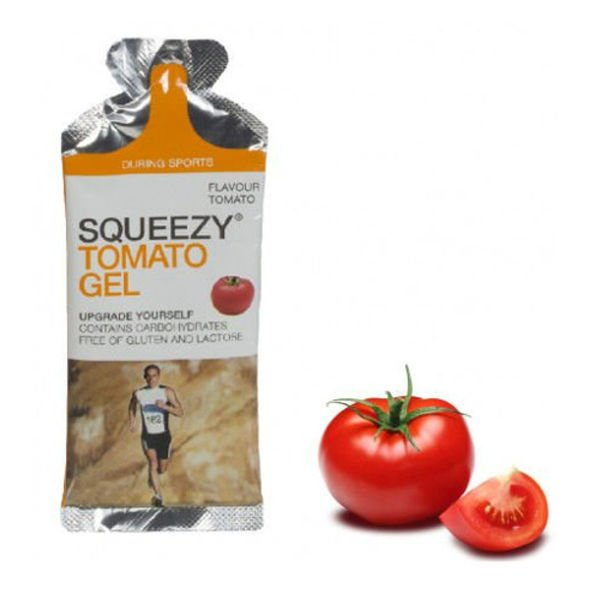 SQUEEZY ENERGY TOMATO GEL 33g pomidorowy