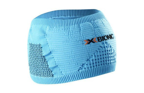 X-BIONIC HEADBAND HIGH niebieska