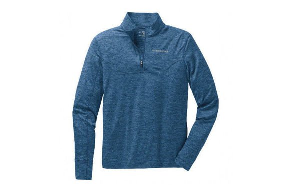 BROOKS ESSENTIAL 1/2 ZIP