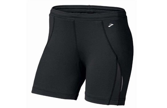 BROOKS INFINITI SHORT TIGHT damskie