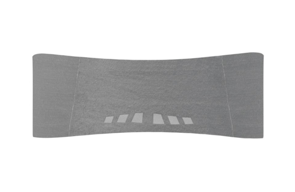 BUFF HEADBAND PEWTER