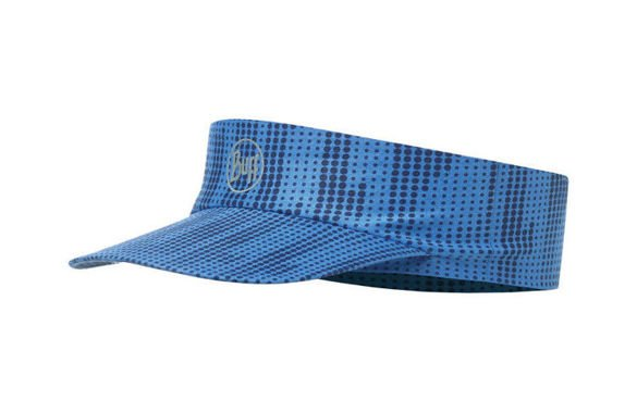 BUFF PACK RUN VISOR R-DEEP LOGO DARK NAVY