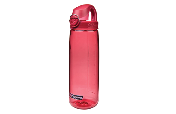 BUTELKA NALGENE ON THE FLY 0,75l czerwona