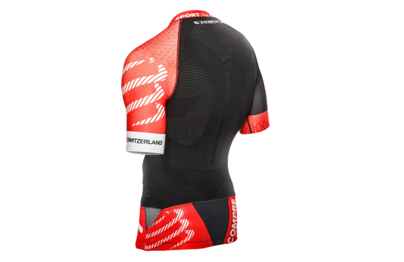 COMPRESSPORT TRAIL RUNNING SHIRT V2 czarna