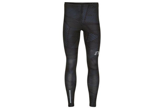 NEWLINE IMOTION PRINTED WARM TIGHTS