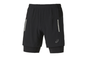 ASICS M'S FUJITRAIL 2 IN 1 SHORT