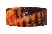 BUFF HEADBAND FLASH LOGO ORANGE
