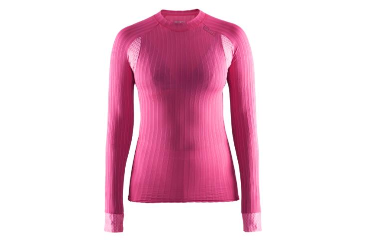 ab4b7a60307479 Koszulka Craft Active Extreme 2.0 różowa damska - Sklep Natural Born ...