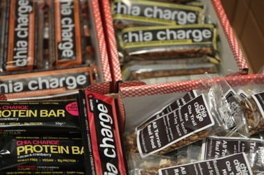 CHIA CHARGE FLAPJACK MINI  żurawina