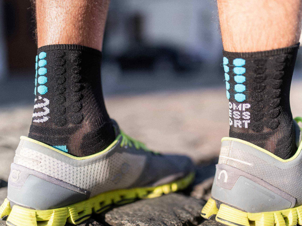 Skarpety Compressport Pro Marathon Socks