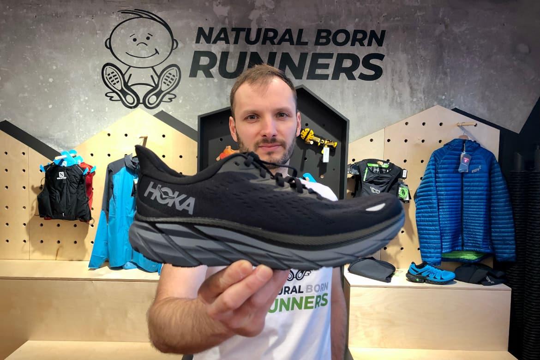 Test Hoka One One Clifton 6 Treningowka Do Wszystkiego Sklep Natural Born Runners