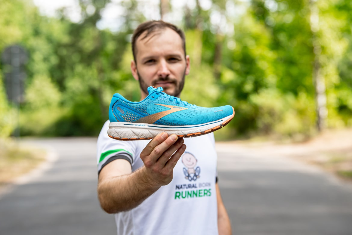 ⚡ [TEST] Brooks Ghost 12 - bestseller NBR!