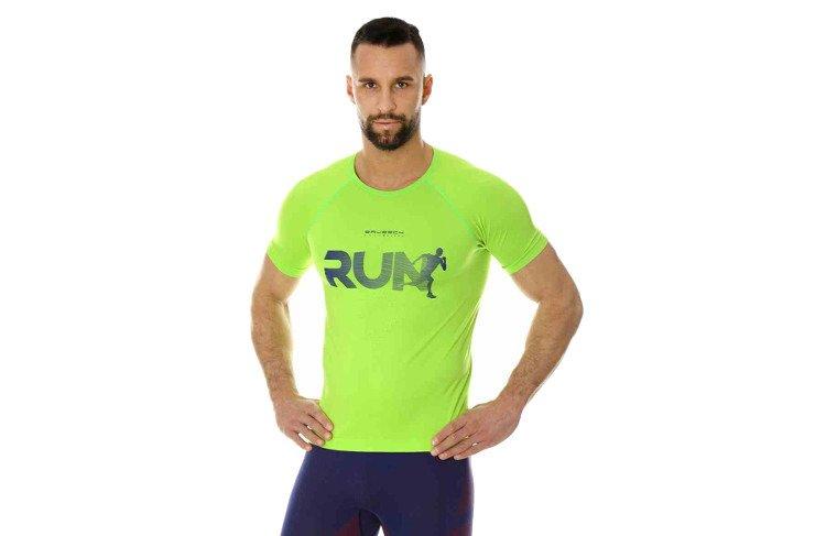 930bfae22c913c Brubeck Running Air Pro SS19 zielona - Sklep Natural Born Runners