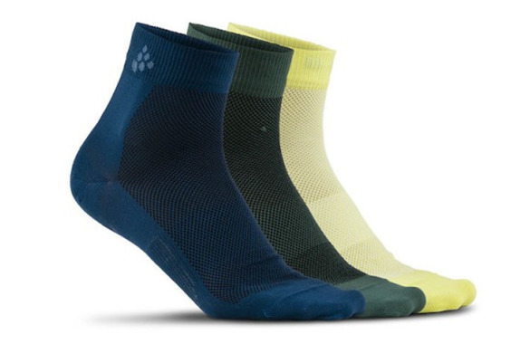 3 PARY SKARPET CRAFT COOL MID 3-PACK SOCK