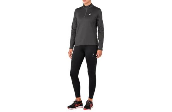 ASICS SILVER WINTER TIGHT AW20 damskie czarne