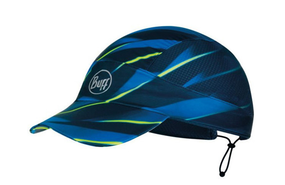 BUFF PACK RUN CAP R-FOCUS BLUE SS19