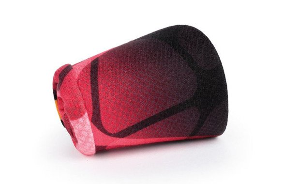 BUFF PACK RUN VISOR APE-X CORAL PINK