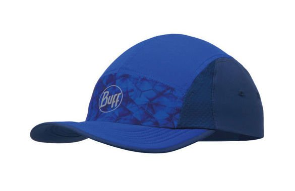 BUFF RUN CAP ADREN CAPE BLUE