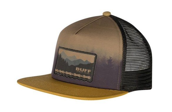 BUFF TRUCKER CAP ANWAR BROWN