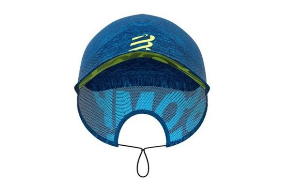 COMPRESSPORT PRO RACING CAP SS20 niebieska