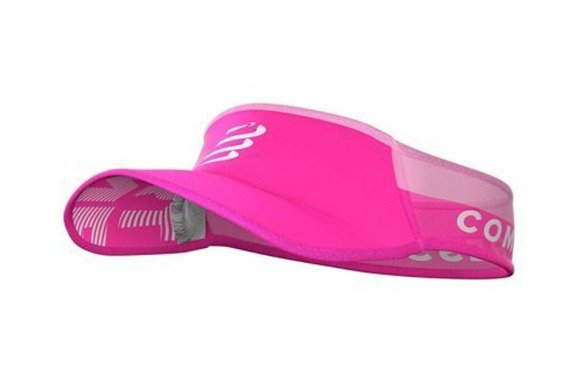 COMPRESSPORT ULTRA LIGHT VISOR SS20 różowy