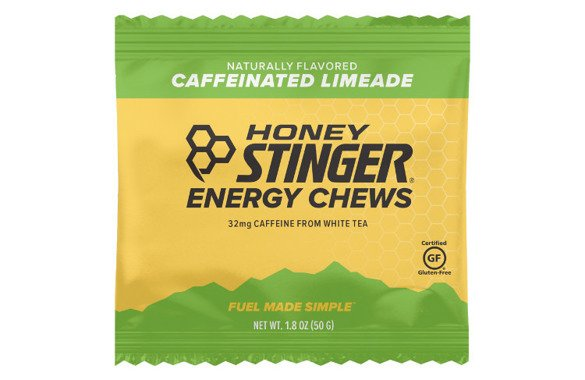 HONEY STINGER ENERGY CHEWS 50g lemoniada z kofeiną