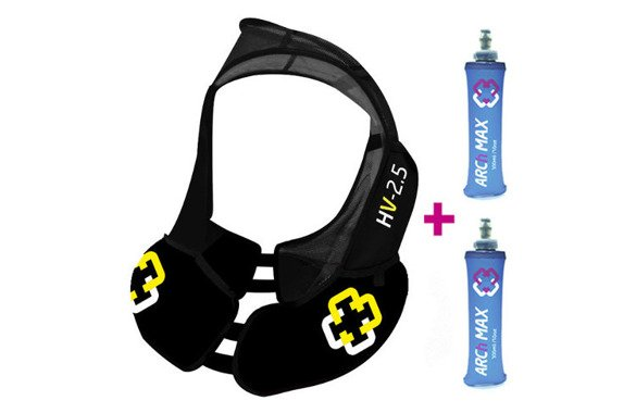 KAMIZELKA  ARCH MAX HYDRATION VEST + 2 soft flaski 300ml - 2,5 l