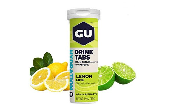 NAPÓJ GU HYDRATION DRINKS TABS LEMON LIME 54 g cytryna i limonka