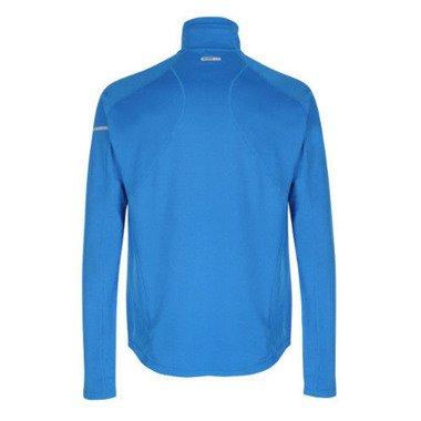NEWLINE BASE THERMAL SWEATER niebieski