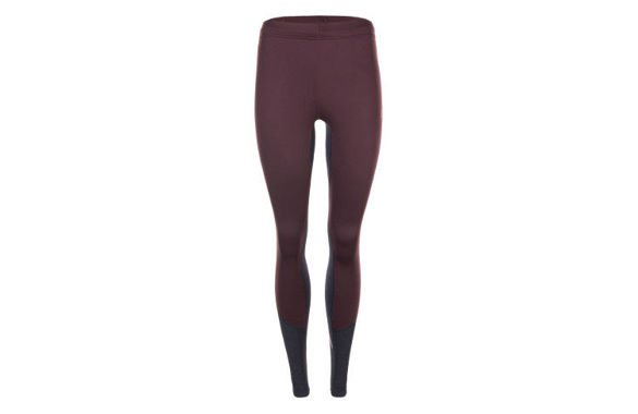 NEWLINE IMOTION WARM TIGHTS fioletowe