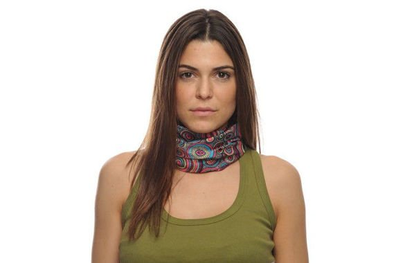ORIGINAL BUFF UV PROTECTION WOOD COLLAGE MULTI