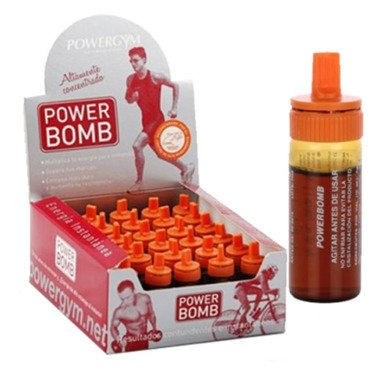 POWERGYM POWER BOMB
