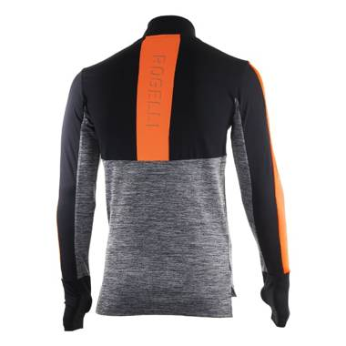 ROGELLI ECLIPSE TOP LONG SLEEVE AW20