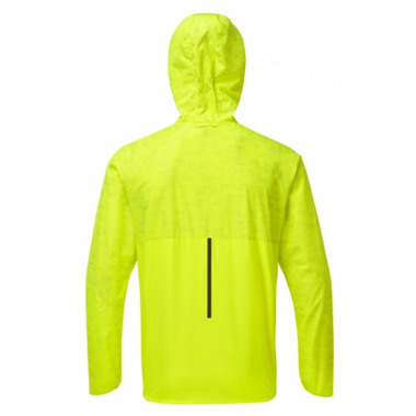 RONHILL MOMENTUM AFTERLIGHT JACKET AW19 żółta